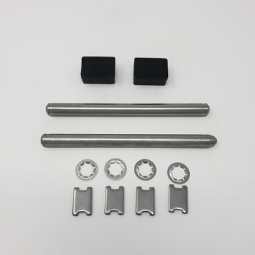 Minn Kota Riptide PowerDrive Stainless Steel Pivot Pad Kit w/Pins