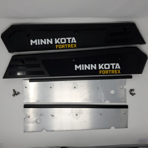 "2883932 Minn Kota 45"" Side Plate Kit For Fortrex Models 2883930"