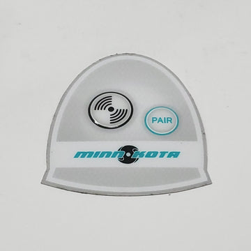 2315699 Minn Kota Riptide Terrova Push Button Decal