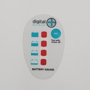 2316606 Minn Kota Saltwater PowerDrive V2 Battery Meter Decal