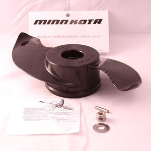 "Genuine Minn Kota Prop Propeller Nut /& Pin Kit-C 2 1//2/"" Diameter Motors MKP-11"
