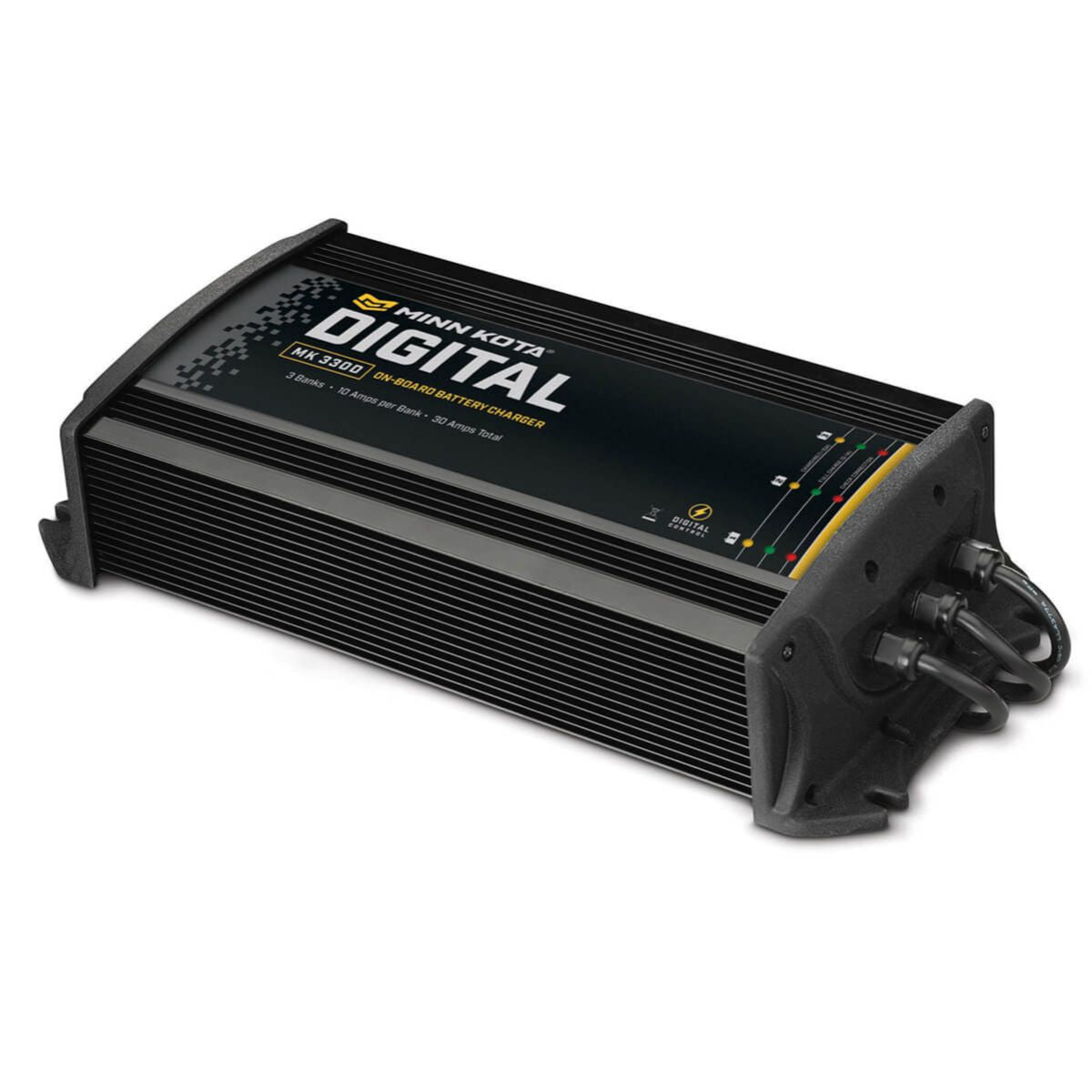 MK 330D 3 Bank x 10 Amps Digital Charger 1823305