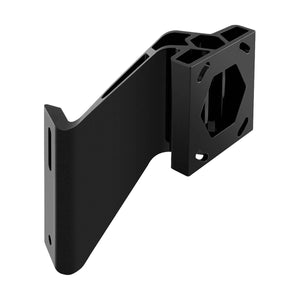 "Raptor Jack Plate Adapter Bracket - Starboard, 6"", Black 1810362"