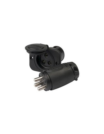 Marinco 12VCPS3 3-Wire ConnectPro Plug Trolling Motor Plug & Receptacle