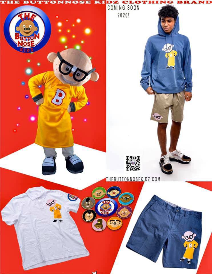 Button Nose Kidz and Animalz Clothing