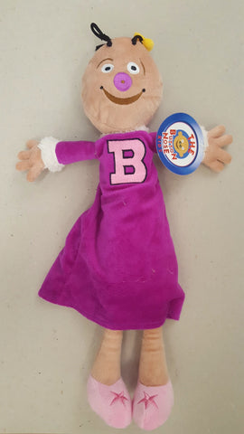 Button Nose Kidz Plush Character Doll - Baby Button