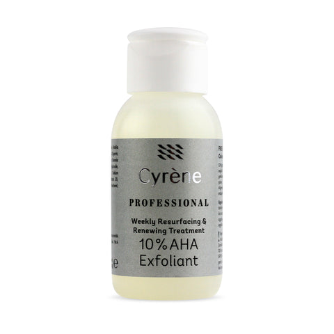 Weekly Resurfacing & Renewing Treatment 10% AHA Exfoliant