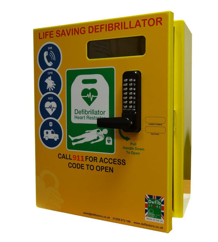 CE-TEK All Weather AED Enclosure