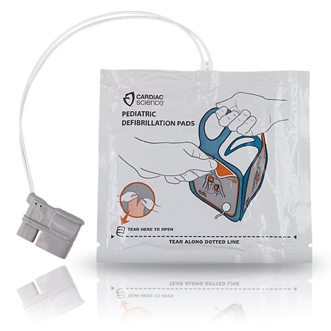 Cardiac Science Powerheart G5 Pediatric Pads