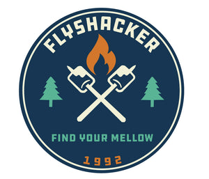 Logo for Flyshacker's Find Your Mellow