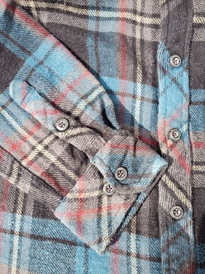 The Beefy Mort Shirt - Slate Teal