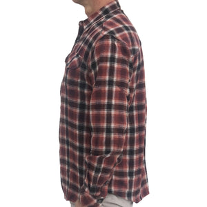 Ombre Plaid Shirt – Picante
