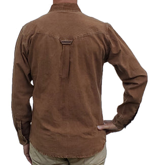 Shenandoah Solid Grindle - Cognac Brown