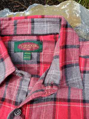 The Original Flyshacker - Red Heather