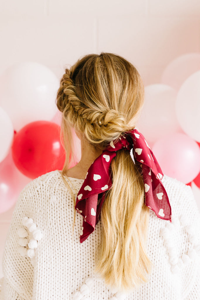 The Galentines Scarf