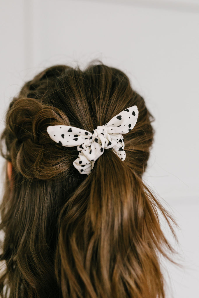 Mini Kiss Me Scrunchie