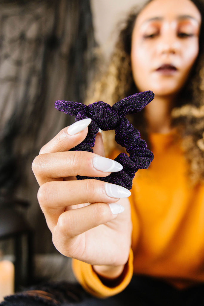 Mini Mysterious Scrunchie