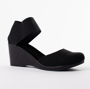 Aribau Mary Jane Wedge