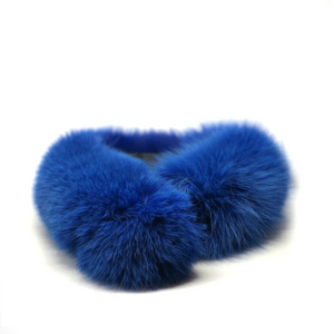 Fox Fur Headband/Scarf