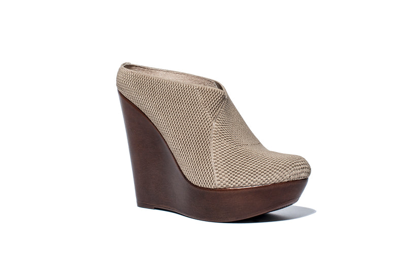 Mila Wedge Mule