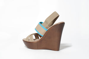 Miramar Wedge Sandal