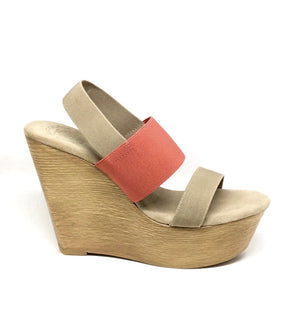Provenca Wedge Sandal