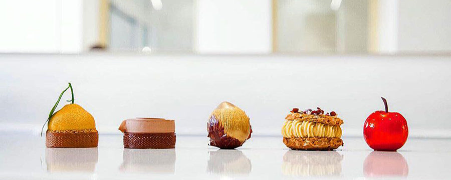 CEDRIC GROLET - PATISSERIE - COOK FIRST