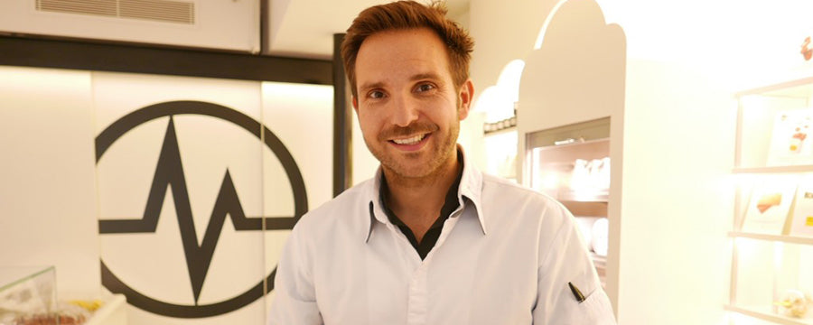 CHRISTOPHE MICHALAK - PATISSERIE - COOK FIRST