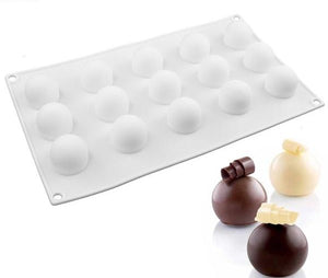 moule patisserie silicone boules - cook first