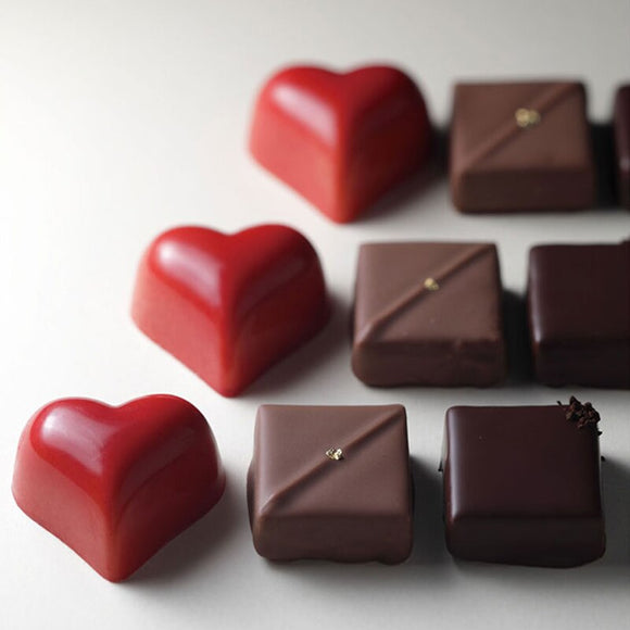 Moule Silicone Bonbons Chocolat
