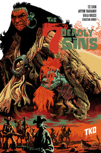 THE 7 DEADLY SINS Poster