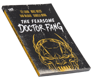 New Site THE FEARSOME DOCTOR FANG