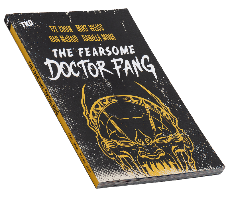 ns THE FEARSOME DOCTOR FANG