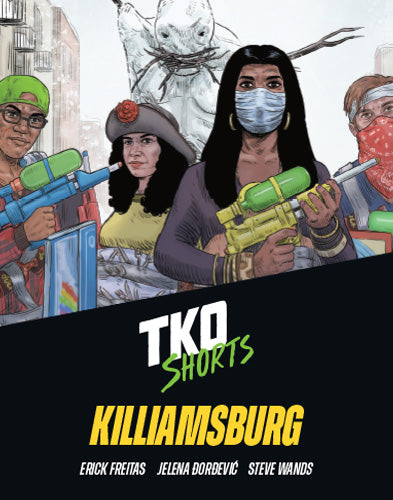 Short 006: Killiamsburg