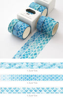 Blue Ocean Washi Tape Set