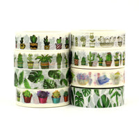 Succulent and Cactus Washi Tapes