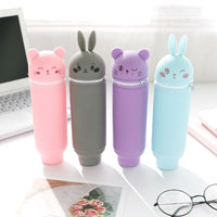 Super Cute Stand Up Pencil Box