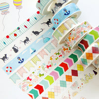 Chevron Washi Tape