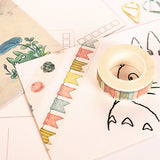 Treeline Decorator Washi Tape