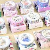 Mouth Watering Doughnuts Washi Tape