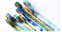 Gorgeous Van Gogh Washi Tape