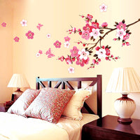 Beautiful Sakura Blossom Wall Decal