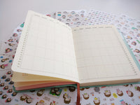 Candy Colour Diary Planner