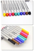Watercolour Brush Pen Set (10)