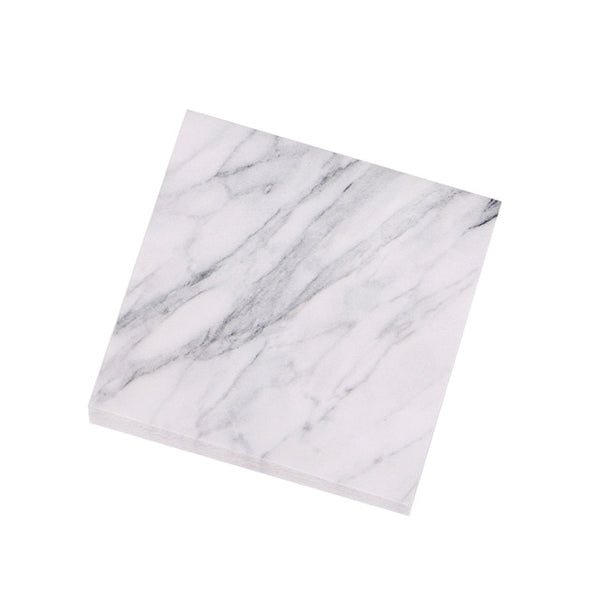 """Everything's Coming Up Marble"" Notepad"