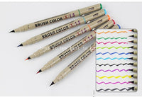 Brush Pen For Your Artistic Side