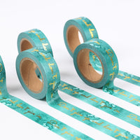 """Don't Give Up"" Washi Tape"