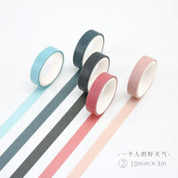 A Touch of Elegance Washi Tape 5 Pack