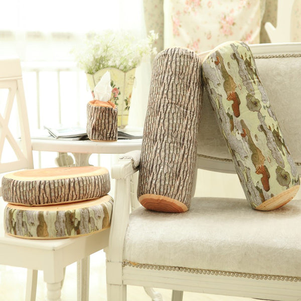 Get Close to Nature Plush Pillows