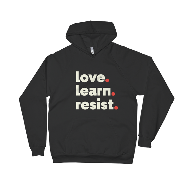 Love Learn Resist